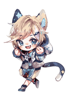 P(uft?): Fluffy Stars by aoneir