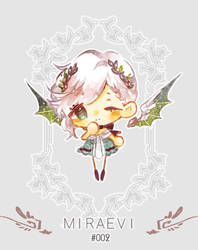 [closed] Auction: Miraevi 002 by aoneir