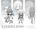 [2/3 OPEN] Loreless CS: 001-003