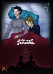 Relaciones Textuales - Sleeping David Sami Poster
