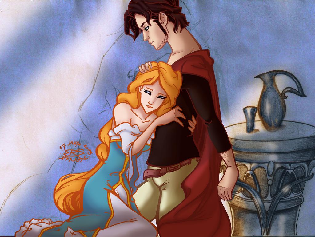 Rapunzel Nabunzel - Moonlight by Efrayn