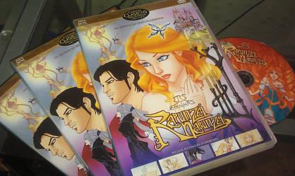 Rapunzel Nabunzel DVDs