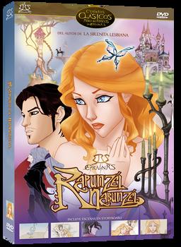 Rapunzel Nabunzel - DVD