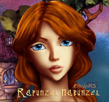 Rapunzel Nabunzel Realistic