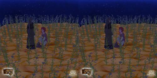 Rapunzel Nabunzel - Garden 3D by Efrayn