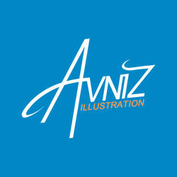 Avniz Illustration - Logo