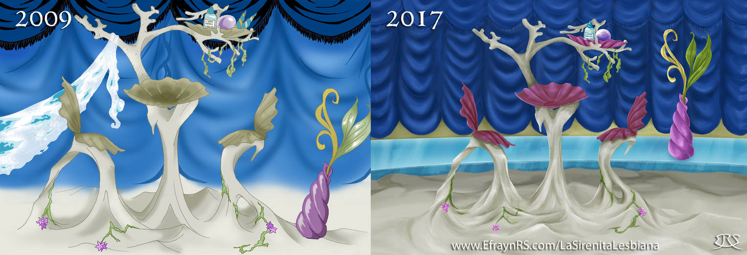 Despacho Andromeda 2009vs2017