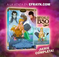 LA SIRENITA LESBIANA - DVD y Copia Digital