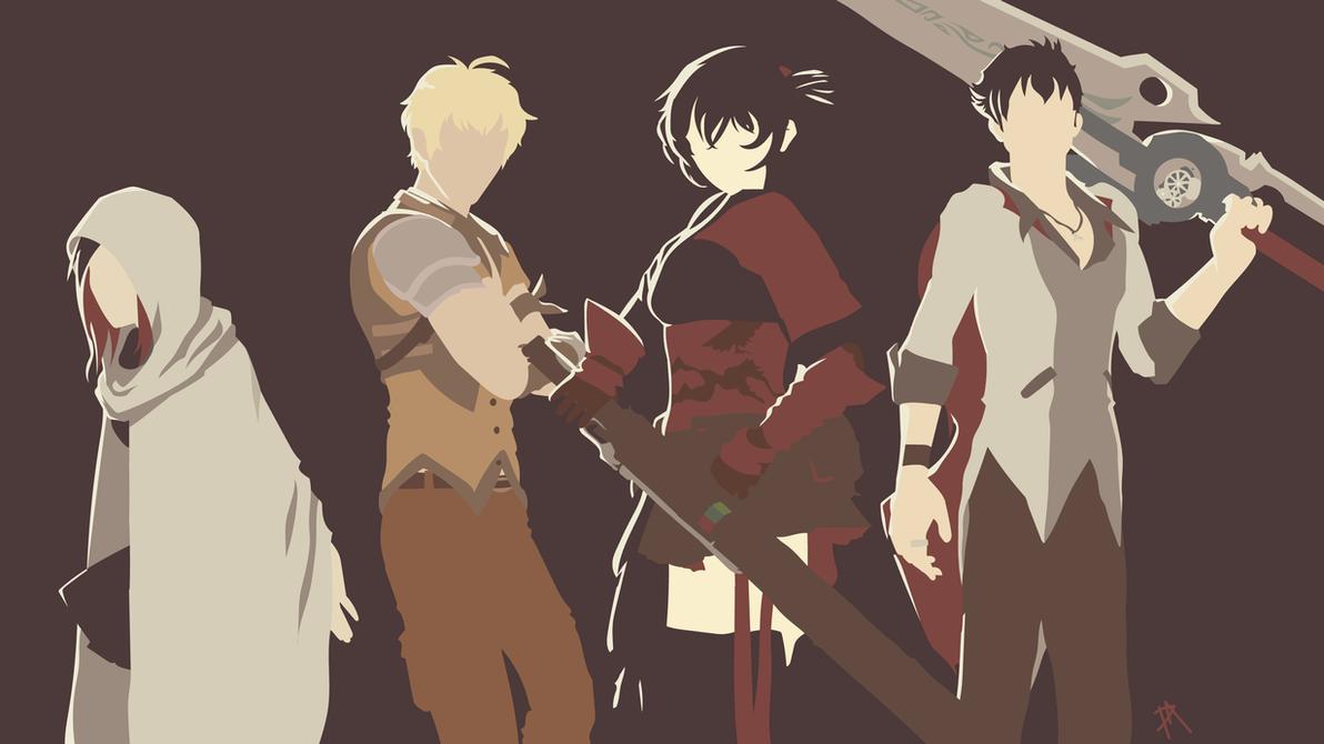 Team STRQ Wallpaper By Plagued Art
