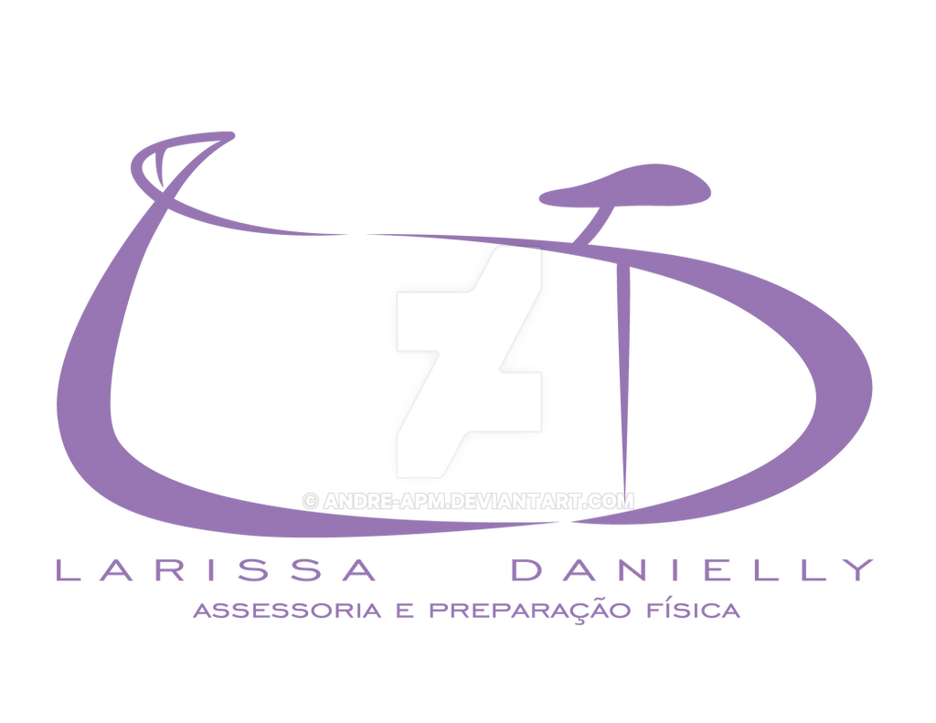 Larissa Danielly Logo by Andre-APM