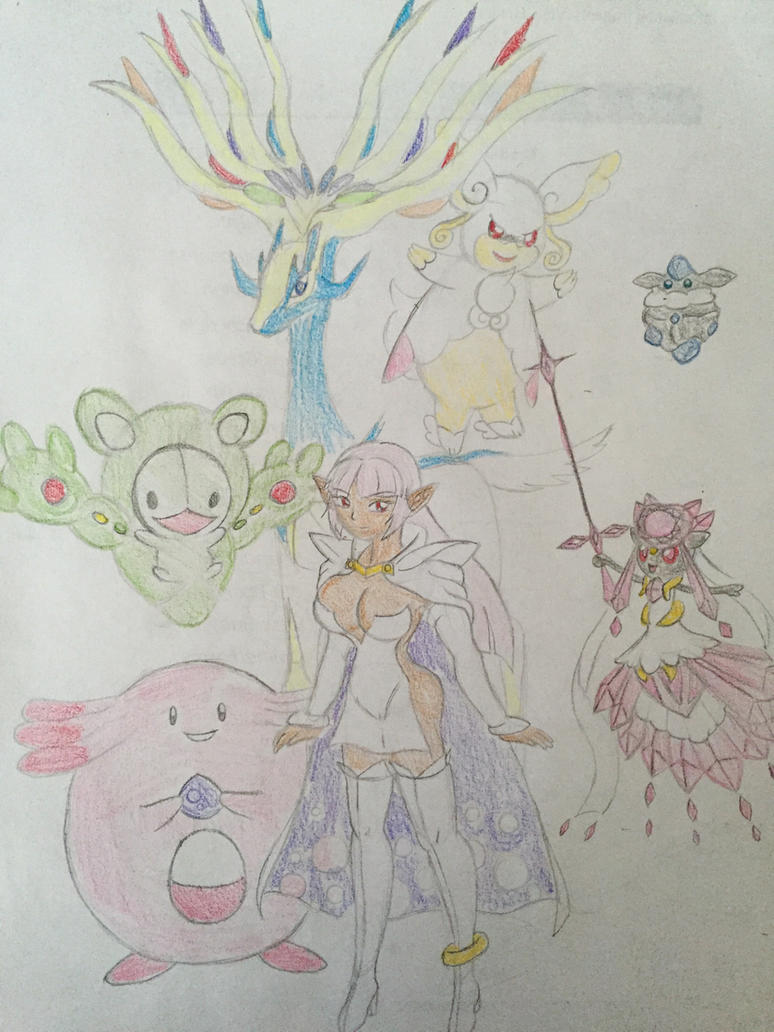 Parace L'Sia by PinkDuskStone