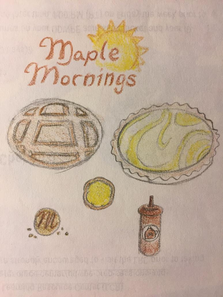 Bakeria's Maple Mornings by PinkDuskStone
