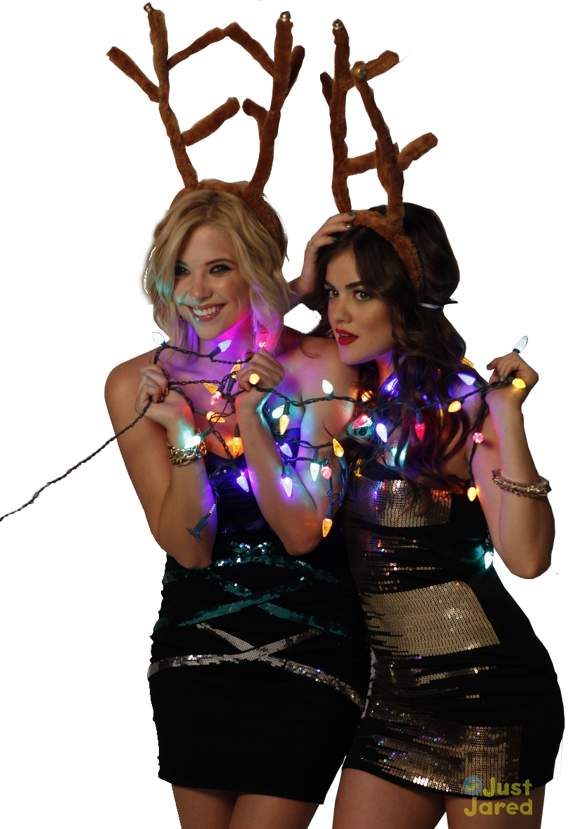 Ashley Benson-Lucy Hale Png by Suyesil on DeviantArt
