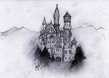 Castle 01 by Suyesil