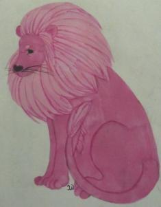 Lion by Jennifromtheshadowz
