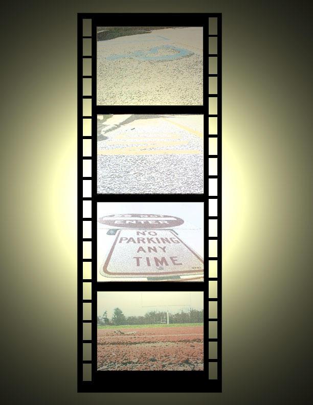 Film Strip by slashseeker