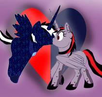 Dark Shadow And star Rider