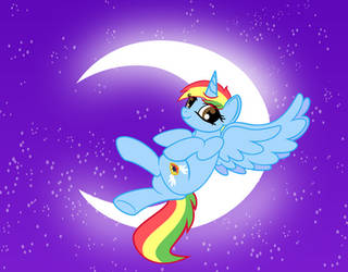 Ych result moon pony