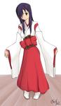 Shrine Maiden Hanako