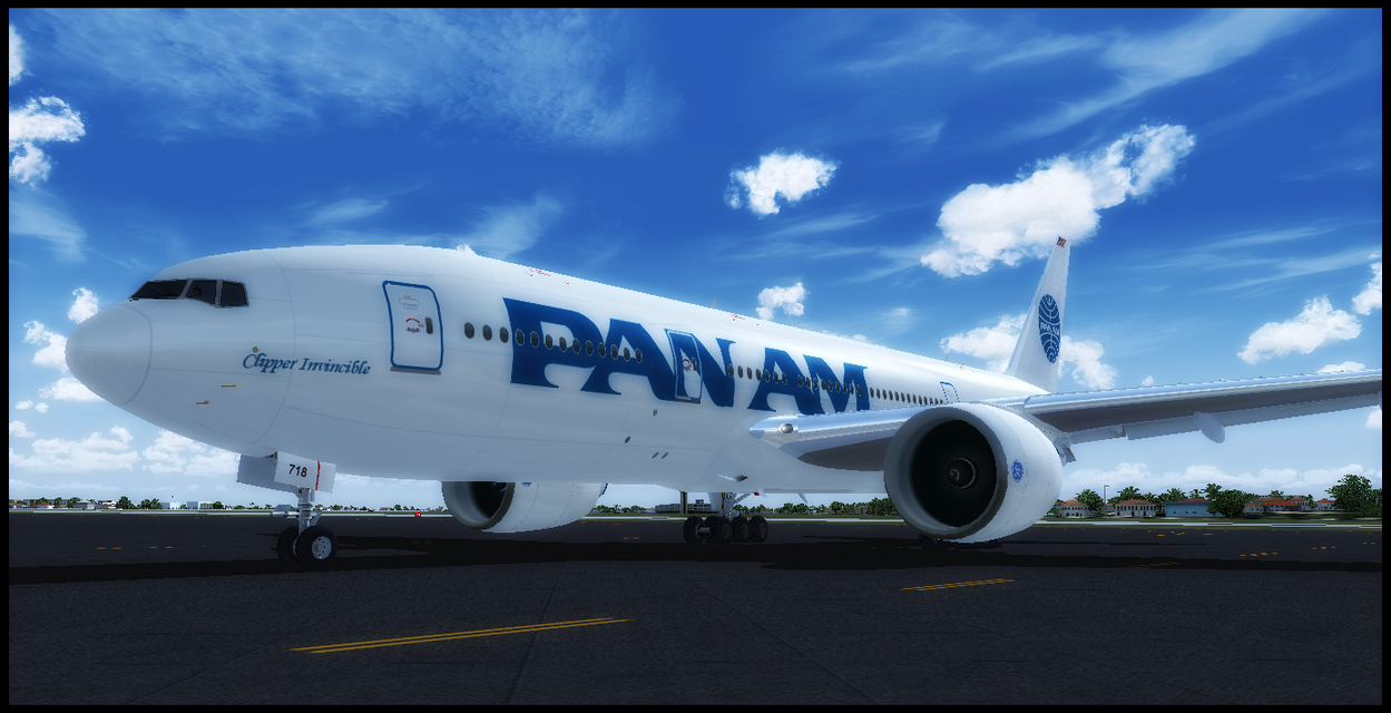 Pan Am: Resurrection 777 by TrellBrown23