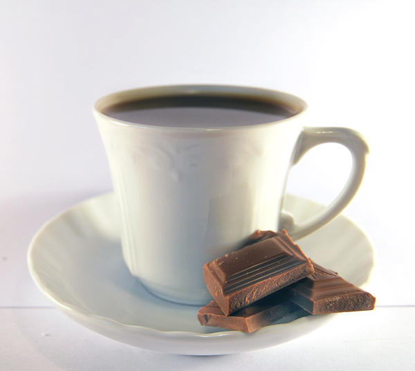 chocolate coffee cup. by magnesina-stock on DeviantArt