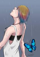 Life is Strange Befor the Storm Chloe by YukiRaito