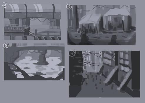 Concept Art - Environment 2