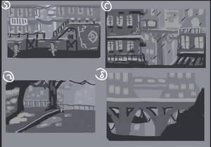 Concept Art - Environment 3