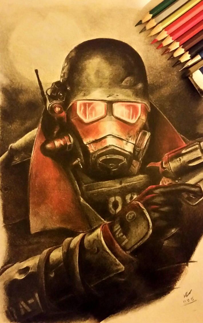 NCR Ranger  by pencillus
