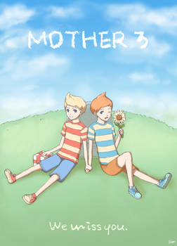 Lucas and Claus -Mother 3-