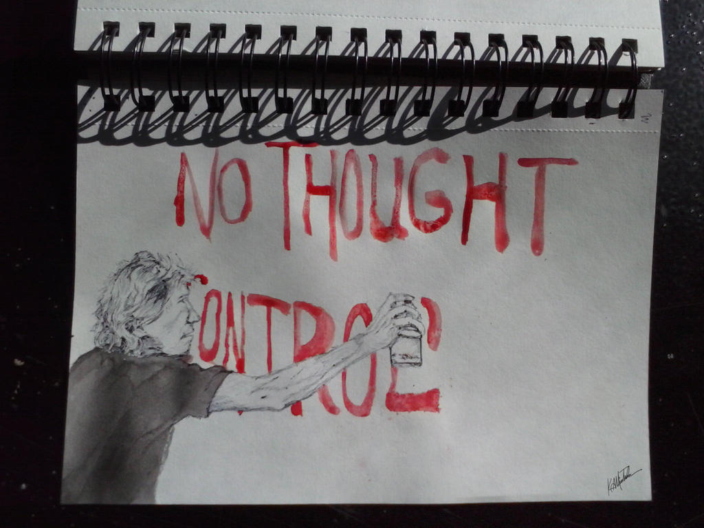 We don t need no thought control by snerfled on deviantart