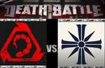 DEATH BATTLE : Brotherhood of Nod vs PEG by Napasitart
