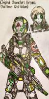 Original Character : Arcana