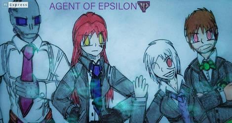 Agents of Epsilon by Napasitart