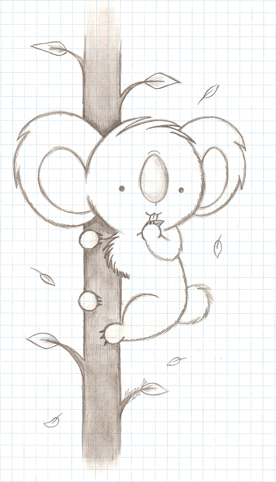 Chibi Koala by ManguSuLover What a great prize if you're pregnant, know someone who is pregnant or if ...