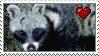 Civet Love Stamp by Nukeleer