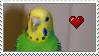Skiploom Love Stamp by Nukeleer