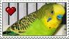 Emerald Love Stamp by Nukeleer