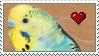 Rainbow Love Stamp by Nukeleer