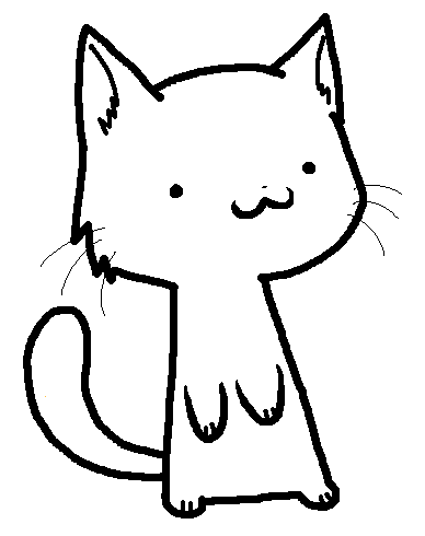Free Printable Coloring Pictures Of Cats Face
