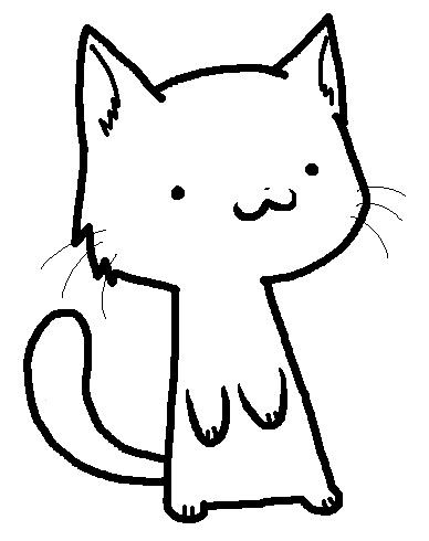 Cat Derp Face