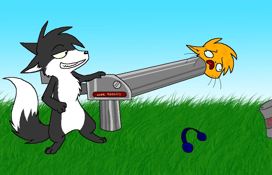 play kitten cannon free