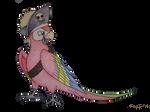 Pirate Macaw