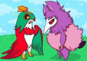 fluffy argument by Nukeleer