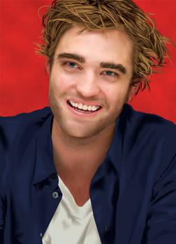 Celebrity Vector - Robert Pattinson