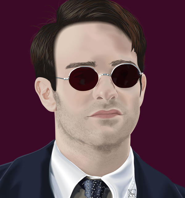 Celebrity Vector - Charlie Cox by EmmaEsme