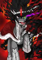 The Black Unicorn by dx8493489