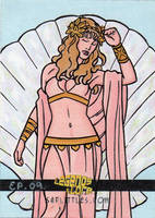 Aphrodite - Goddess of Love by ElainePerna
