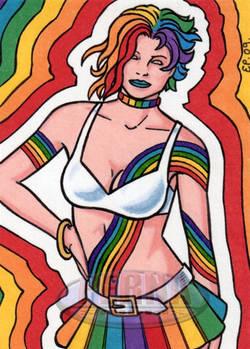 Spectra Sketch Card
