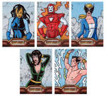 Iron Man 2 Sketch Cards 2